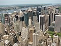 New York City view from Empire State Building 09.jpg
