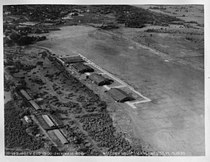 20th Air Base Group - Nichols Field in 1930