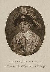 portrait de François de Neufchâteau