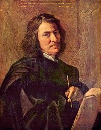 Автопортрет 1649 года