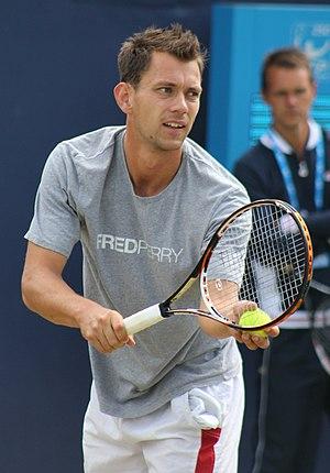 Frederik Nielsen -  Nielsen won the 2012 Wimbledon Championships doubles crown alongside Jonathan Marray.