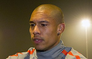 Nigel de Jong - De Jong with the Netherlands national team in 2011
