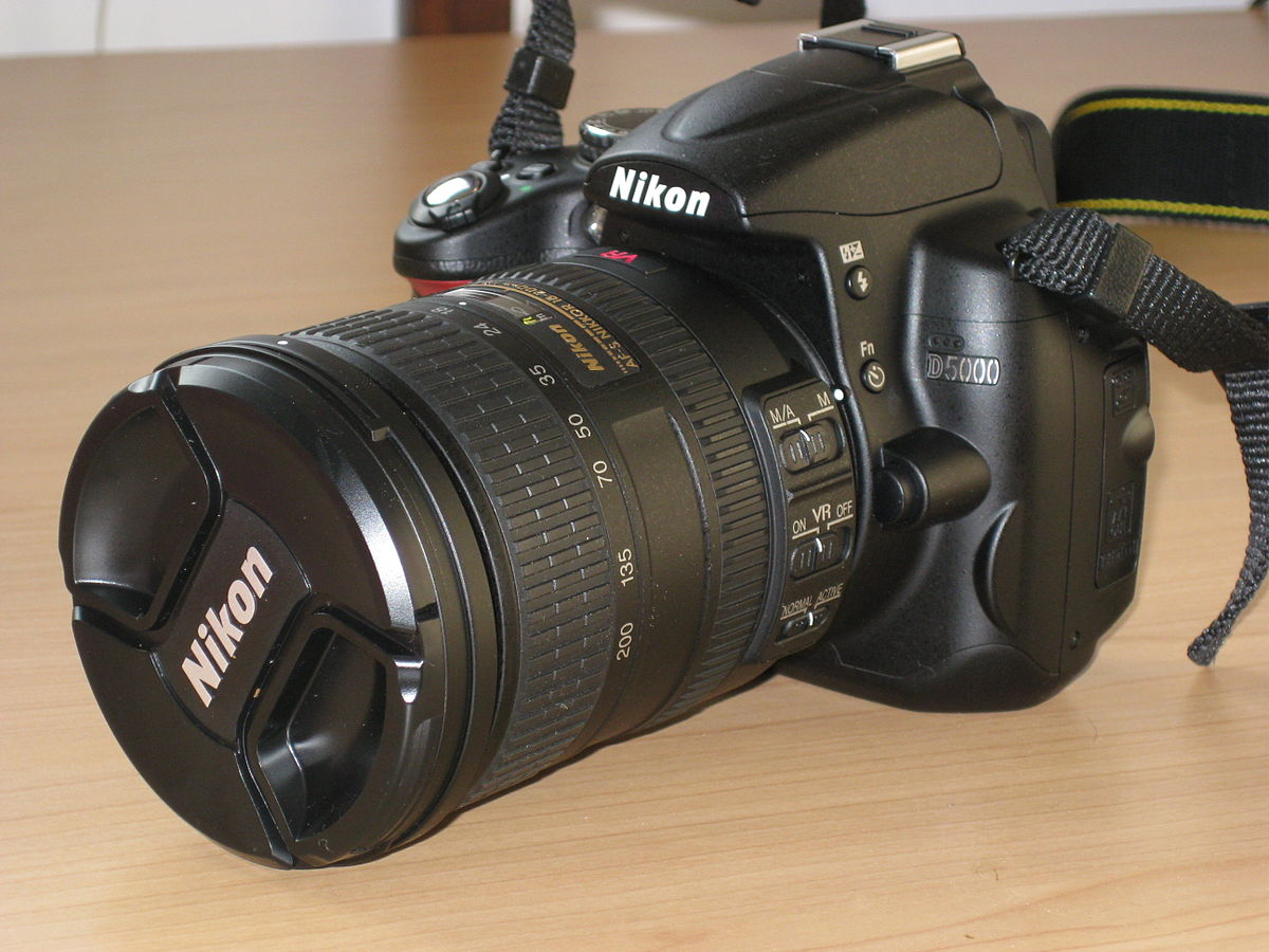 Инструкция к Фотоаппарату Nikon D5000