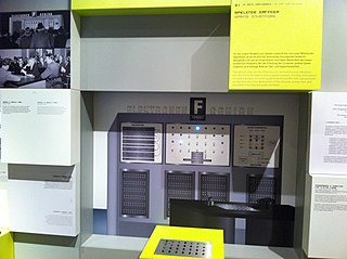 Nimrod (computer) special purpose computer that played the game of Nim