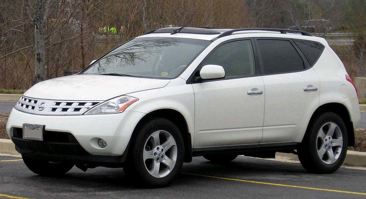 Nissan Murano – Wikipedia