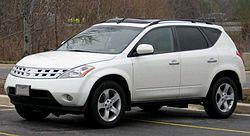 Nissan Murano (2002–2008)