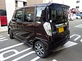 Nissan DAYZ ROOX HighwaySTAR G Turbo (BA0) rear.jpg