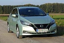 Nissan Leaf Electric Car 400 000