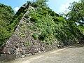 Nobeoka castle ishigaki1.JPG