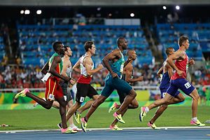 Athletics at the 2016 Summer Olympics – Men's decathlon - Image: Noite de atletismo no Engenhão 1038904 18.08.2016 ffz 7758