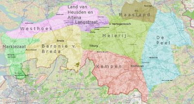 North Brabant Travel guide at Wikivoyage