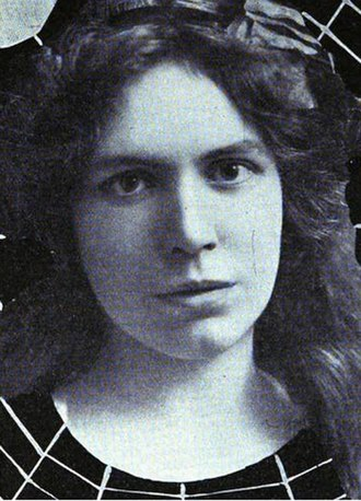 Nora Dunblane - Nora Dunblane, from a 1900 publication.