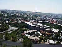Nork-Marash and parts of Kentron, Yerevan, 2009.jpg