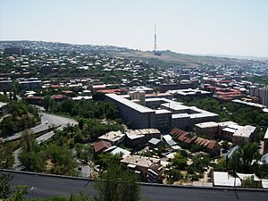 Nork-Marash and parts of Kentron, Yerevan, 2009.jpg