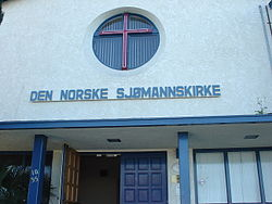 Norwegian Seamen's Church entry.jpg