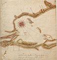 Nouveau plan du lac Ontario depuis le fort Frontenac jusqu'a Chouayguin.jpg