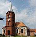 Nowica kościół par. p.w. Matki Boskiej Częstochowskiej.JPG
