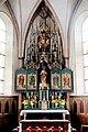 Nußdorf am Haunsberg - Pfarrkirche hl. Georg - 2019 08 19 - 1.jpg