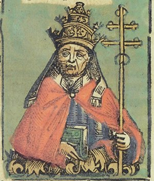 Amadeus VIII, Duke of Savoy - Antipope Felix V, the last historical Antipope.