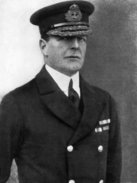 Admiral David Beatty