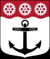 Nynäshamn kommunvapen - Riksarkivet Sverige.png