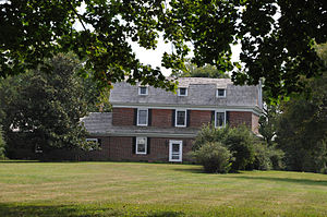 Joppatowne, Maryland - Benjamin Rumsey Mansion