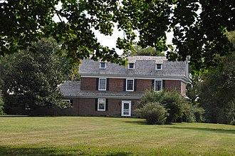 Joppatowne, Maryland - Benjamin Rumsey Mansion