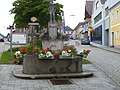 Oberneukirchen (Mühlviertler Büabl-Brunnen).jpg