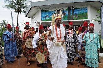 Onitsha - Obi of Onitsha Alfred Achebe