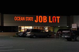 Ocean State Job Lot - Image: Ocean State Job Lot