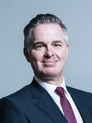 Colin Clark (politician) - Image: Official portrait of Colin Clark crop 2