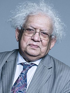 Meghnad Desai, Baron Desai British economist and politician