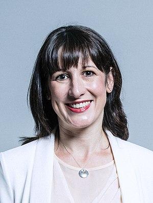 Rachel Reeves - Image: Official portrait of Rachel Reeves crop 2