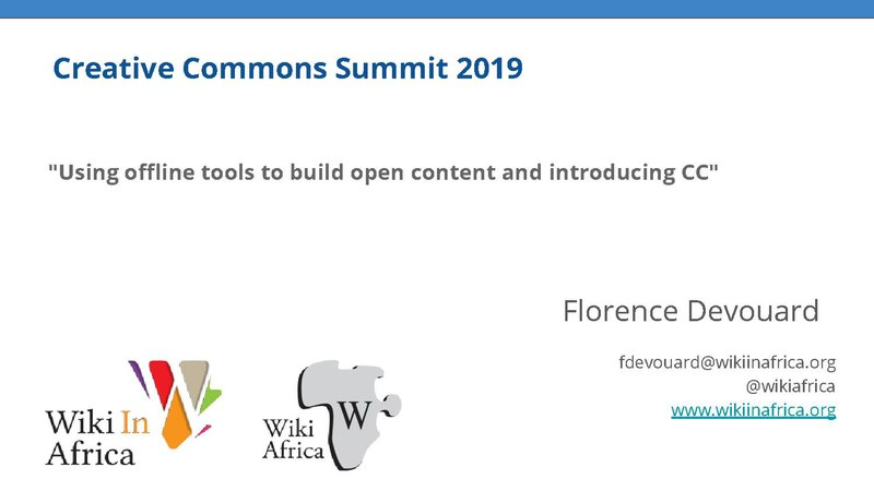 File:Offline presentation at CC Summit 2019 pdf - Wikimedia