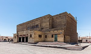 Humberstone And Santa Laura Saltpeter Works Wikipedia