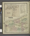 Olcott (Village); Business Notices Town of Porter.; Porter (Township) NYPL1602499.tiff