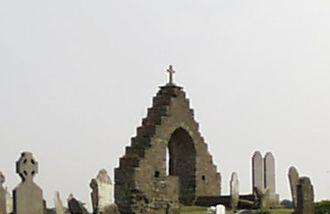 Rush, Dublin - Ruins of the original St. Maur's chapel