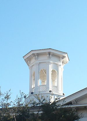 Old City Hall (Mobile, Alabama) - Image: Old City Hall Mobile Cupola 2008