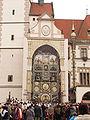 Old astronomical clock in Olomouc.jpg