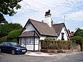 Old toll house at Roby - geograph.org.uk - 901218.jpg