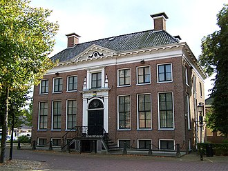 Kollum - Image: Old townhall Kollum NL