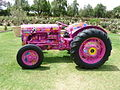 Old tractor at Ruston's Roses.JPG