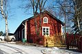 Old wooden house in Pitkämäki Turku Finland.jpg
