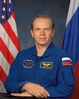 Oleg Kotov Russian cosmonaut
