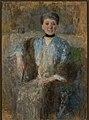 Olga Boznańska - Portrait of Maria Morzycka - MP 4755 MNW - National Museum in Warsaw.jpg