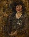 Olga Boznańska - Portrait of a Lady with a Necklace - MNK II-b-1348 - National Museum Kraków.jpg