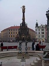 Olomouc, Horní náměstí, Arionova fontána (07).jpg