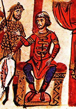 Um monarca medieval