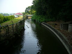 Ootone-water-for-irrigation,tonosyo-town,chiba,japan.JPG