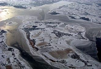 Orø - Orø in January 2010